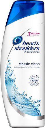 H&S šampón Classic Clean 400ml