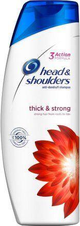 H&S šampón Thick & Strong 400ml