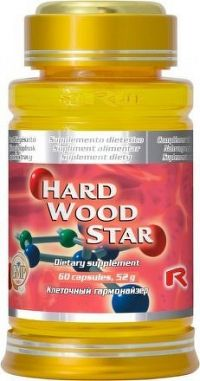 Hard Wood Star 60 cps