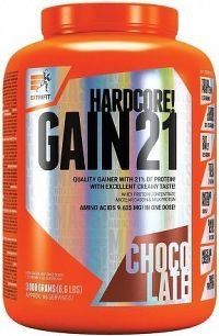 Hardcore Gain 21 3 kg čokoláda