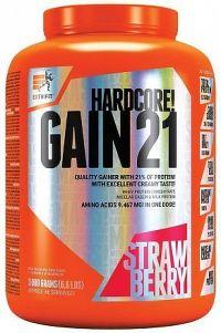 Hardcore Gain 21 3 kg jahoda