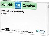 Helicid 10 Zentiva cps.etd.28x10mg