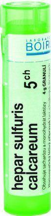 Hepar Sulfuris Calcareum CH5 gra.4g