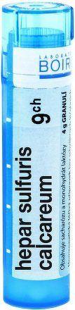 Hepar Sulfuris Calcareum CH9 gra.4g
