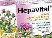 Hepavital tablety tbl.30