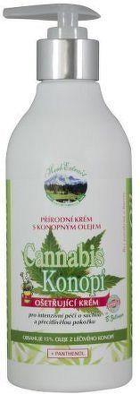Herb Extract Ošetřující krém s konopným olejem 400ml