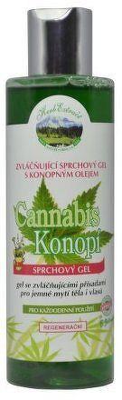 Herb Extract Sprchový gel konopí 200ml