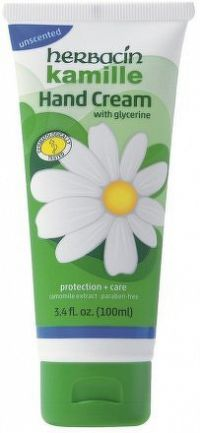 Herbacin Kamille krém na ruce-bez parfemace 100ml