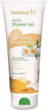 Herbacin Sprchový gel bylinný Camomile 200ml