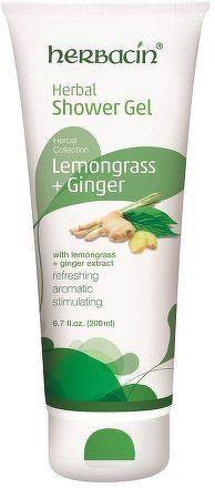 Herbacin Sprchový gel bylinný Lemongrass 200ml