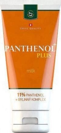 Herbamedicus Panthenol plus Milk 150ml