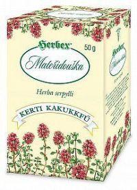 HERBEX Mateřídouška obecná 50g