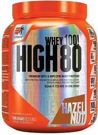 High Whey 80 1000 g lískový oříšek