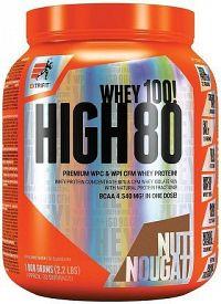 High Whey 80 1000 g oříšek nugát