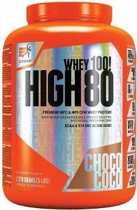 High Whey 80 2,27 kg čokoláda kokos