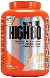 High Whey 80 2,27 kg jablečný štrůdl