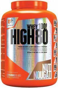 High Whey 80 2,27 kg oříšek nugát