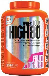 High Whey 80 2,27 kg ovocn? jogurt
