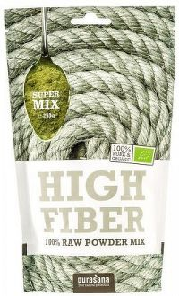 Higher Fiber Mix BIO 250g