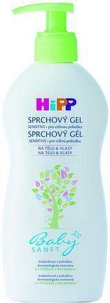 HiPP BABYSANFT Dět.sprchový gel 400ml