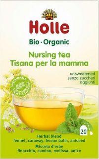 Holle Bio-čaj pro kojící maminky