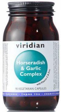 Horseradish & Garlic Complex 90 kapslí