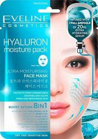 Hyaluron - Ultra hydratační pleťová textilní maska
