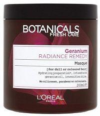 Hydratační maska na barvené vlasy Botanicals (Radiance Remedy Mask) 200 ml