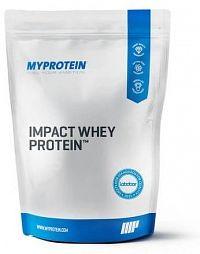 Impact Whey Protein - Vanilla 2.5KG