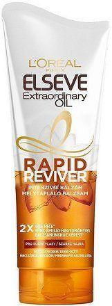 Intenzivní balzám pro suché vlasy Elseve (Extraordinary Oil Rapid Reviver) 180 ml