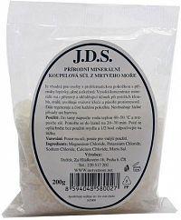 J.D.S.Koupelová sůl z Mrtvého moře 3x500g