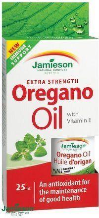 JAMIESON Oregánový olej 25ml