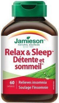 JAMIESON Relax a spánek tob.60