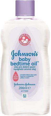 Johnson´s Baby olej dobré spaní 200ml
