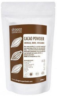 Kakao nepražené prášek 200g BIO