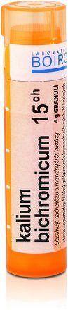 Kalium Bichromicum CH15 gra.4g