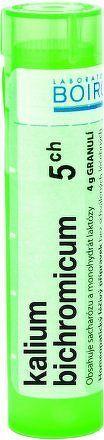 Kalium Bichromicum CH5 gra.4g
