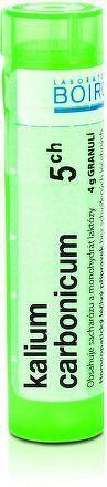 Kalium Carbonicum CH5 gra.4g