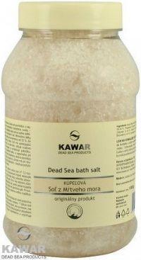 Kawar Sůl z mrtvého moře 1000g