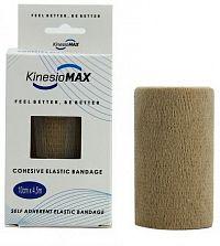KinesioMAX Cohesive elast.samofix.10cmx4.5m tělové