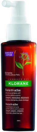 KLORANE Force tri-active 100ml řídnoucí vlasy