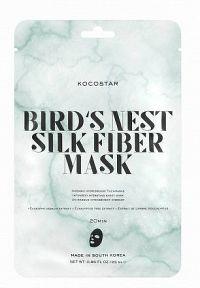 Kocostar Bird?s nest silk fiber mask