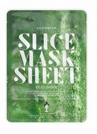 Kocostar Slice mask sheet (Okurka)