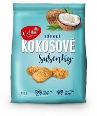 Kokosové sušenky 120g