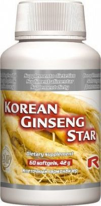 Korean Ginseng Star 60 sfg
