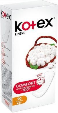 KOTEX Normal Liners (20)