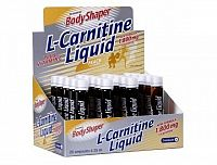 L-Carnitine Liquid, 1 x 25ml, Weider, Citrus