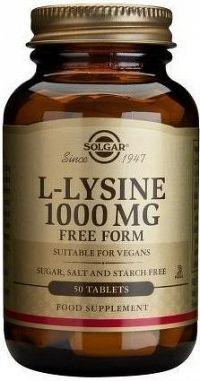 L-Lysin 1000mg tbl.50
