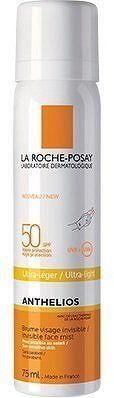 LA ROCHE-POSAY ANTHELIOS Face mist R16 SPF50+ 75ml