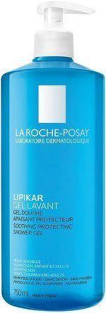 LA ROCHE-POSAY LIPIKAR gel lavant 750ml